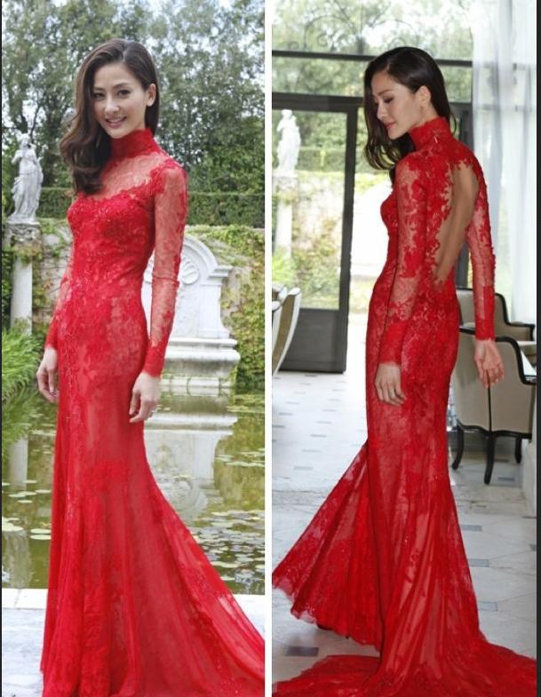 Lily Griffiths Blog: La robe rouge de la mariée chinoise. Chinese ...
