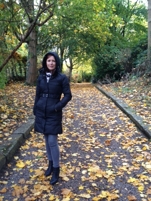 Autumn Leaves & Cosy Coats