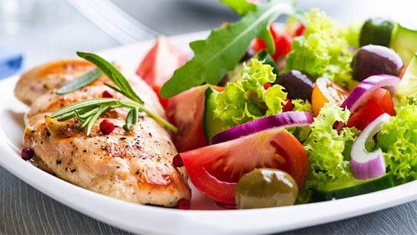 فوائد الغذاء الصحي للوقاية من انسداد الرئة