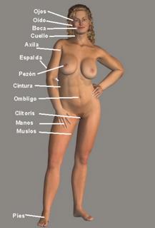 Daerah Sensitif Wanita