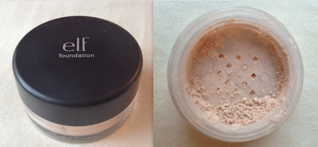 beauty elf mineral foundation