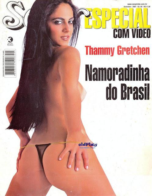 Thammy Gretchen Morena Bucetuda Sey Especial