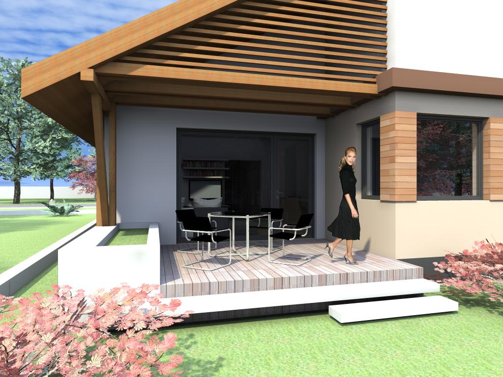 Arhiconstruct constructii case si proiectare casa a24 for Case parter