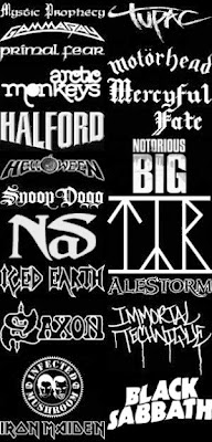 perfect cool band logos