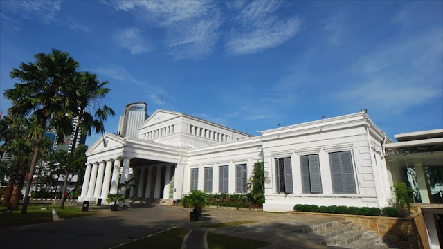 giá vé máy bay đi Jakarta - Bảo tàng quốc gia Indonesia