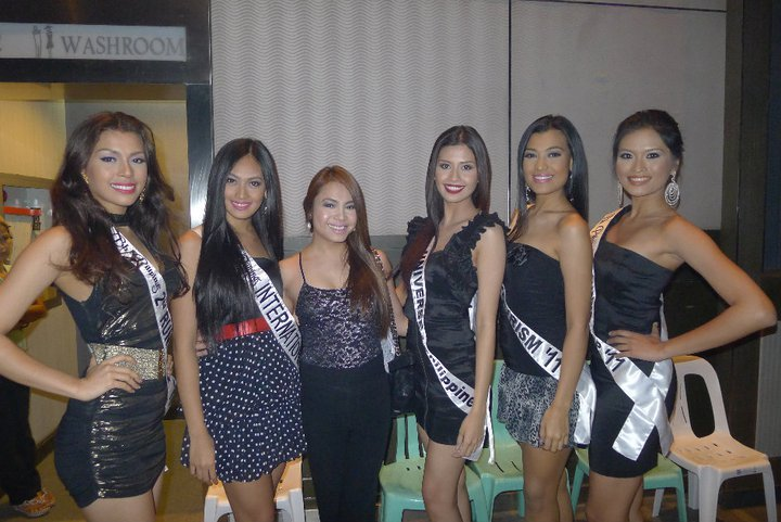 Photos of Shamcey Supsup Binibining Pilipinas Universe 2011 at The DZMM 25th Anniversary Trade Event
