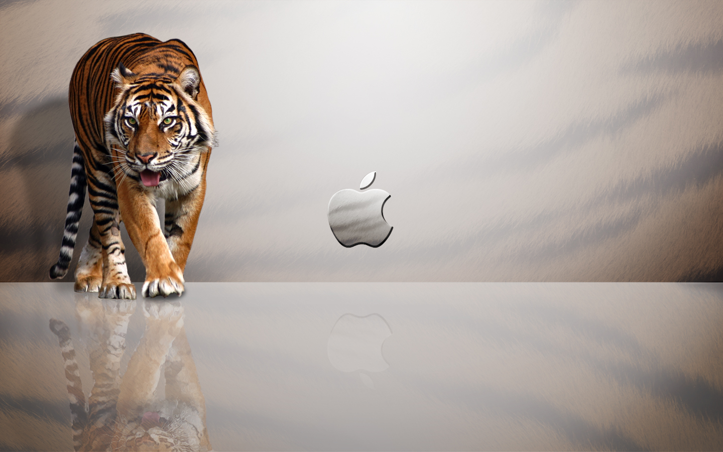 Mac Walle, HD Wallpapers Wide Pack, Apple Logo Mac Wallpaper