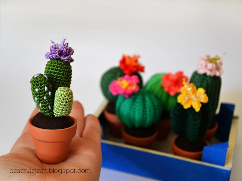 Amigurumi Cactus Crochet : Airali design. Where is the Wonderland? Crochet, knit and ...