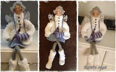 Ingrid*s Angel - strikket
