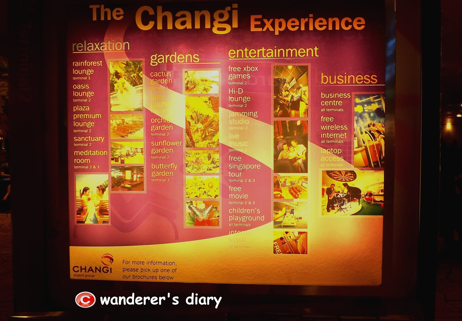 Singapore Airport-Changi Airport Review