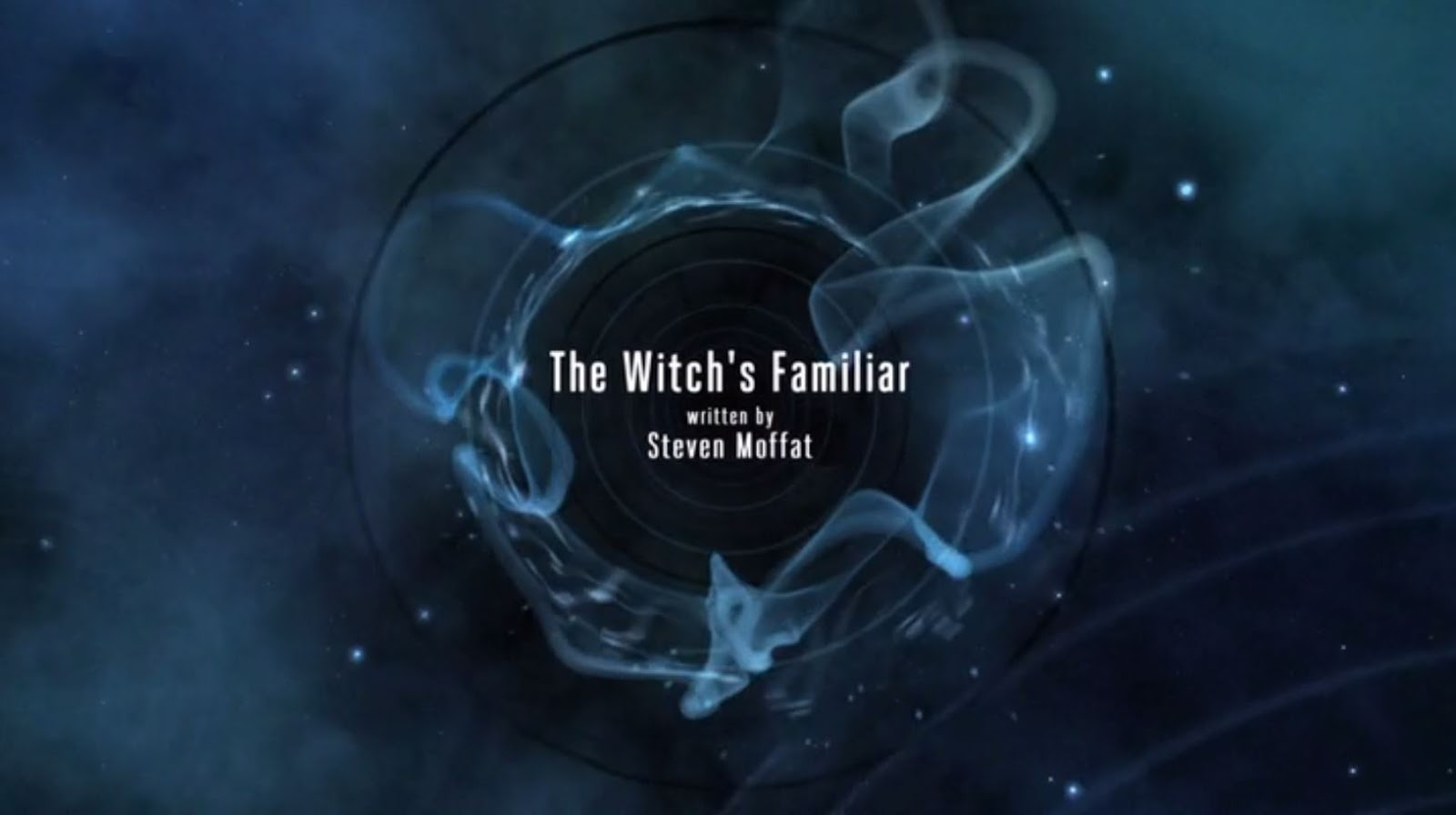 DW 09 02 The Witchs Familar Part 2