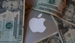 фото рыночная капитализация Apple