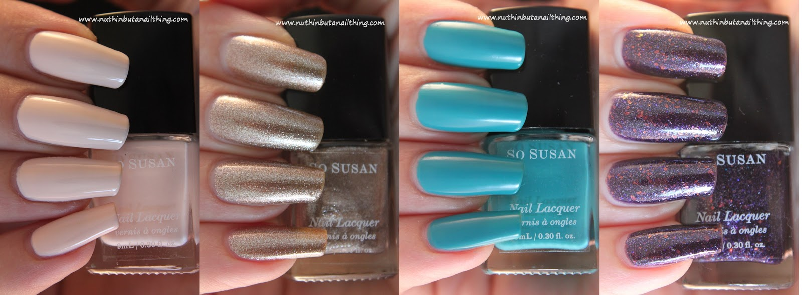 So Susan Cosmetics Box Review