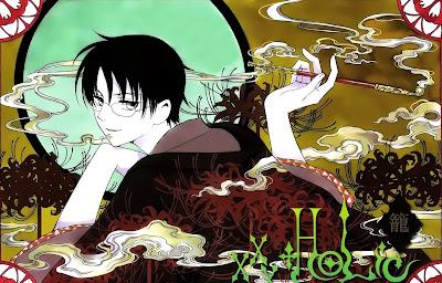 xxxHOLiC anime-ovas Rou Adayume anuncio relanzamiento