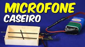 Como fazer um microfone de caixa de Fósforo