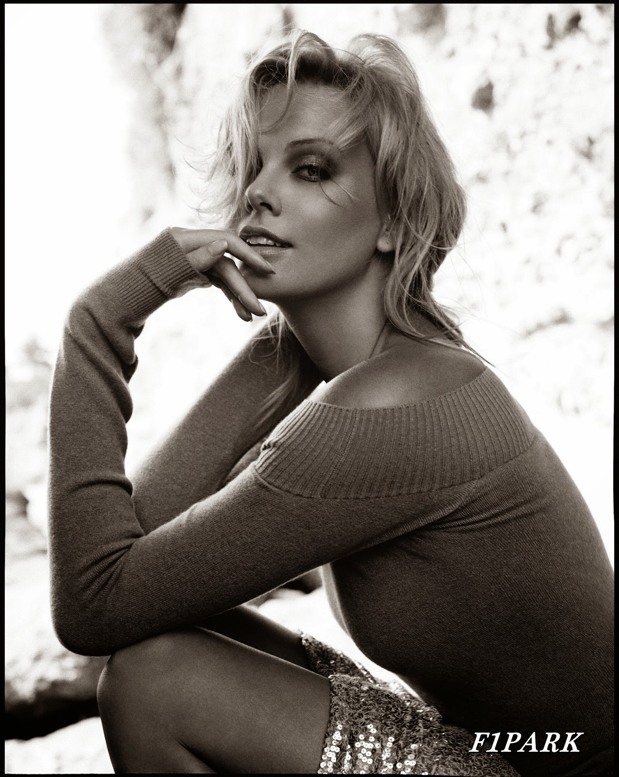 Charlize Theron | Top Models X Charlize Theron
