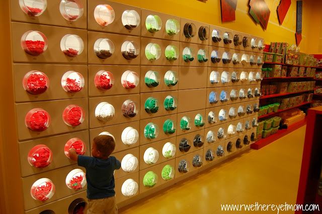 LEGOLAND Discovery Center ~ Grapevine, Texas - R We There Yet Mom?