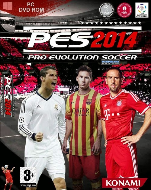pH8O8V7 Pro Evolution Soccer 2014 World Challenge