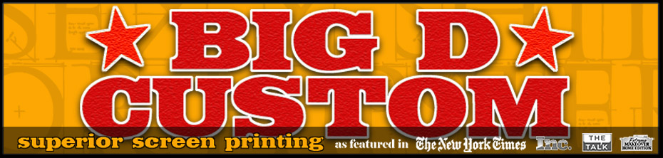 Big D Custom T-Shirts®