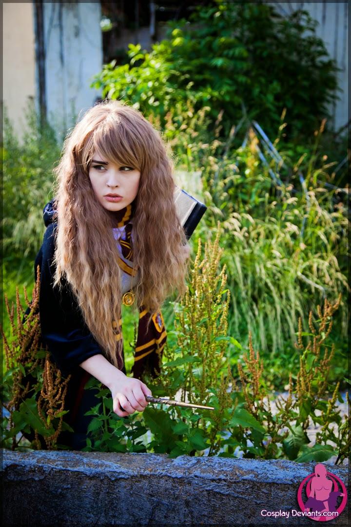 Hermine granger cosplay