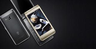 Samsung Rilis Ponsel Lipat Berspesifikasi Tingg