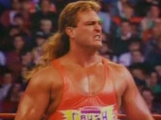 WWF / WWE - Summerslam 1992: Crush made light work of Repo Man