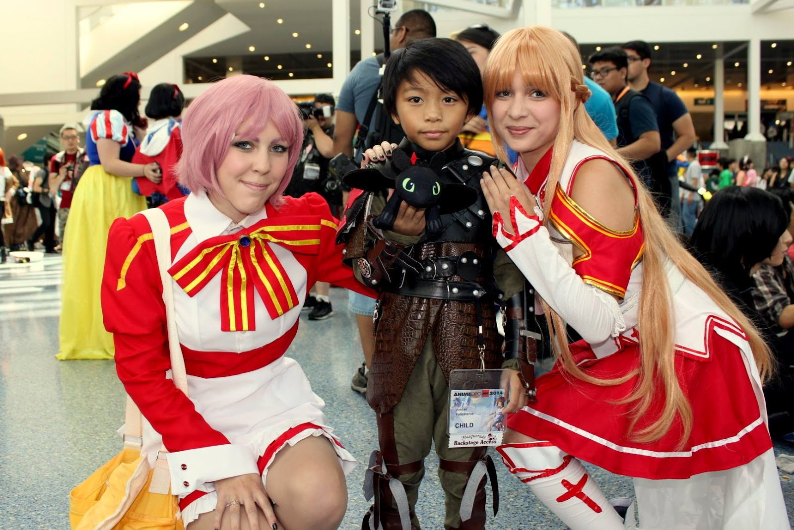 See More Pictures From The Event MiniBobaFetts Facebook Fan Page CLICK HERE