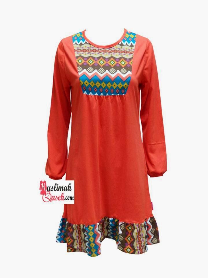 T-Shirt-Muslimah-Qaseh-QA028F