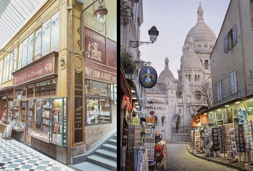 00-Thierry-Duval-Snippets-of Real-Life-in Watercolor-Paintings-www-designstack-co