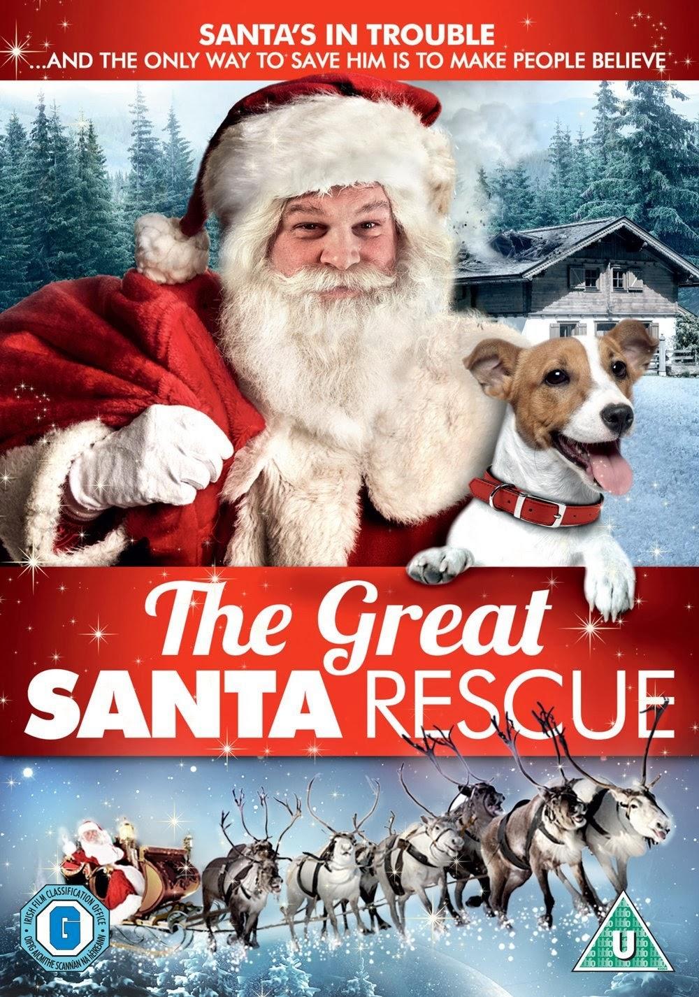 Curiosity Of A Social Misfit: The Great Santa Rescue Pre-Release DVD ...