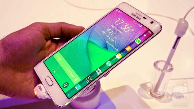 Detail Spesifikasi Samsung Galaxy Note Edge