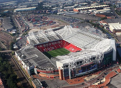 Stadium Old Trafford Manchester United, Theatre of Dreams