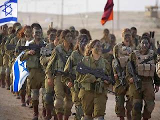 Pasukan Israel (foto npr.org)
