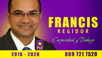 Francis, Regidor Villa Hermosa