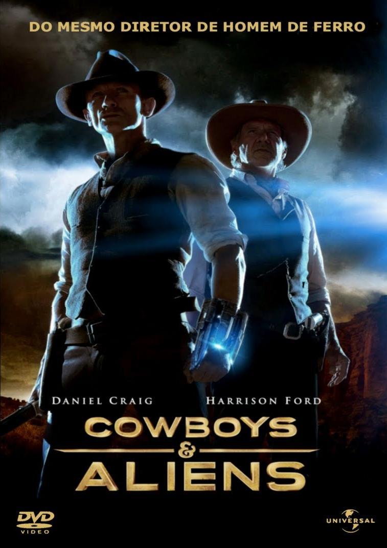 Cowboys & Aliens Dublado