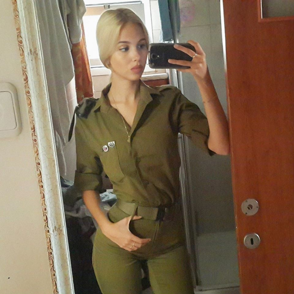 A militar mais sexy do Instagram