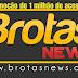 BROTAS DE MACAÚBAS:BROTAS NEWS - PROMOÇÃO DO 1 MILHÃO DE ACESSOS