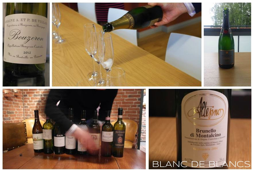 Viiniä verkosta - www.blancdeblancs.fi