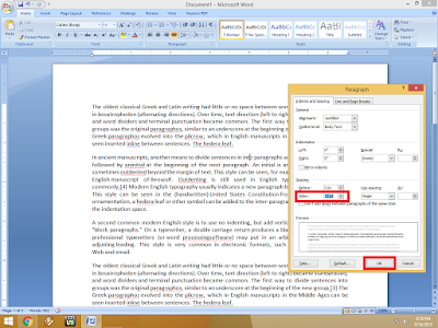 Auto Paragraph Space Adjust in MS Word using Shortcut Key,how to do paragraph setting in MS Word,MS word 2007,word 2010,word 2013,word 2016,auto paragraph space setting,space after paragraph,space adjustment,adjust paragraph,para line space,shortcut key,how to do,how to make,space after & before paragraph,line spacing,page setup,paragraph setting,Alt+OPF,word tips & tricks,Microsoft Word (Software),extra line paragraph