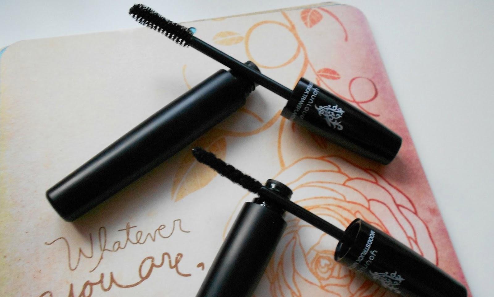 younique 3d mascara blog review