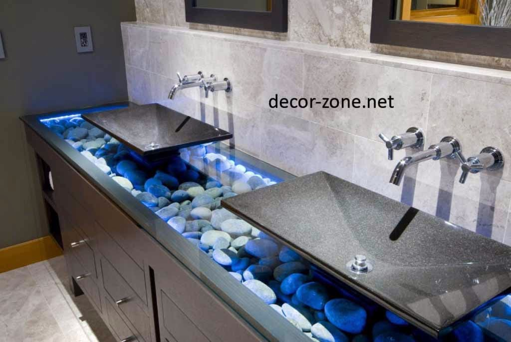 led bathroom lighting ideas