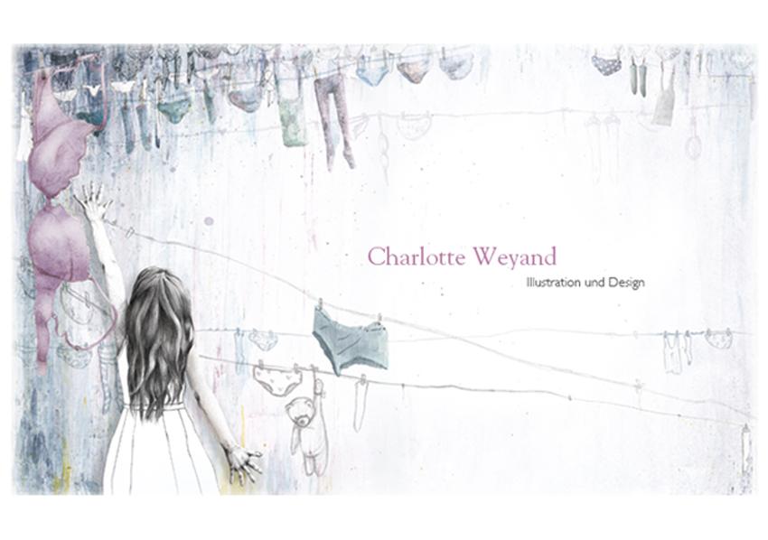 Charlotte Weyand Illustration u. Design