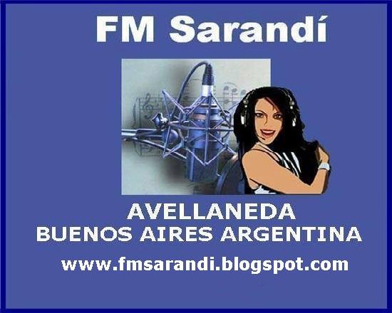 FM SARANDI  BUENOS AIRES  ARGENTINA