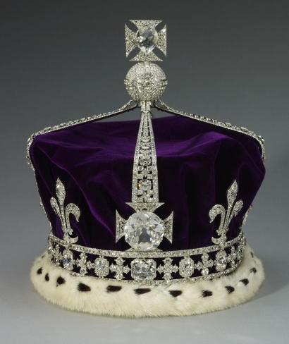 Stalking the Belle Époque: Mastery of Design: Queen ... Queen Elizabeth 1 Crown