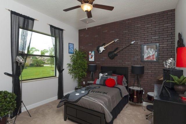 10 lindas habitaciones para adolescentes modernos - Decorar paredes habitacion juvenil ...
