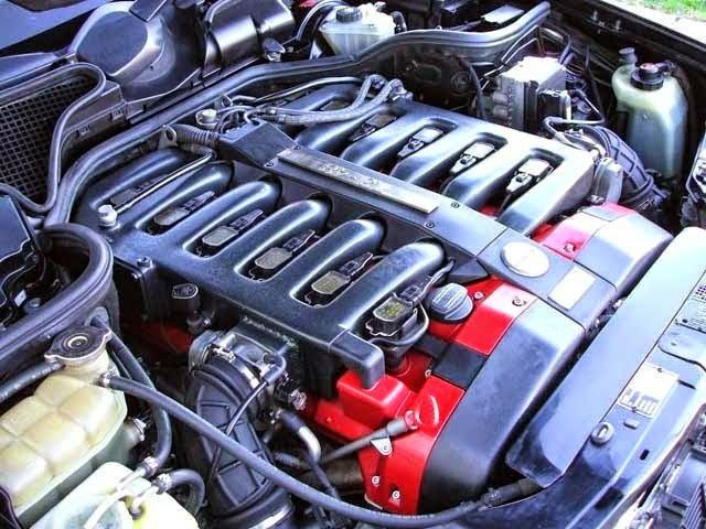w210 brabus 7.3-48 engine