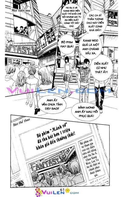 Chạm Mặt Thần Tượng chap 12 - Trang 61