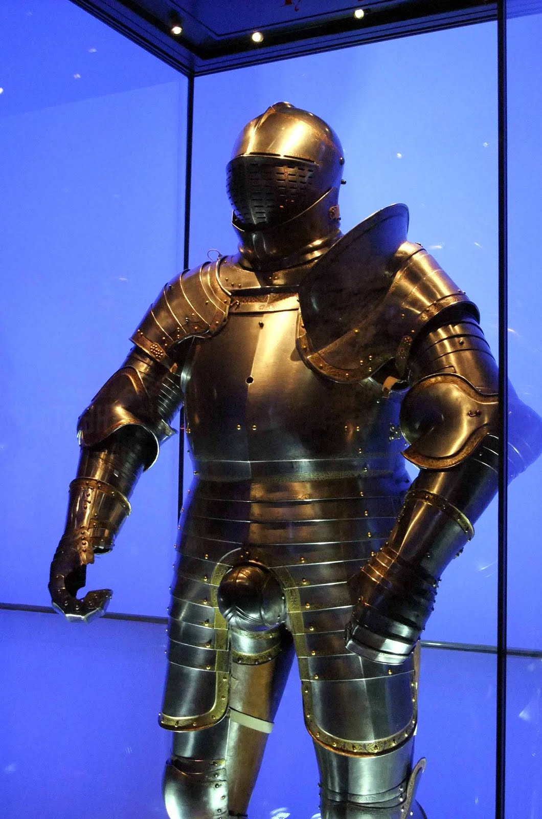 codpiece pattern armour