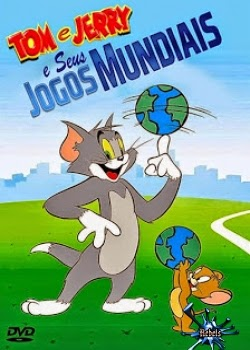 Tom E Jerry E Seus Jogos Mundiais