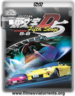 Initial D Fifth Stage Torrent - DVDRip